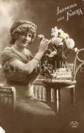 Postcard / CP / Postkaart / Femme / Woman / Lady / Ed. E K P / No 1269 / Unused - Femmes