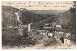 CPA 56 - ROCHEFORT EN TERRE (Morbihan) - M. 10. Vallée De Gueuson - Ed. Dugas - Dos Non Divisé - Rochefort En Terre