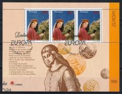 Portugal 1997 : Bloc Feuillet N° 128 Oblitération 1er Jour :  Europa : Contes Et Légendes - Blocks & Kleinbögen