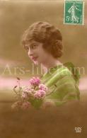 Postcard / CP / Postkaart / Femme / Woman / Lady / Ed. DIX / No 299 / 1916 - Femmes
