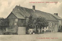 Alligny En Morvan Hotel Jaugey Cortet - France
