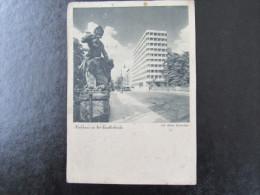 Cpa/pk Berlin Reichshauptstadt Horhhaus An Der Bendlerbrucke Fot. Schmelzer - Autres