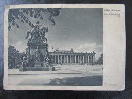 Cpa/pk Berlin Reichshauptstadt Altes Museum Am Lustgarten Fot. Schmelzer - Autres