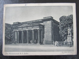Cpa/pk Berlin Reichshauptstadt Das Reichsehrenmal U.D.Linden Fot. Schmelzer - Autres