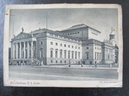 Cpa/pk Berlin Reichshauptstadt Die Staatsoper U.D.Linden Fot. Schmelzer - Autres