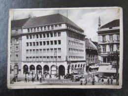 Cpa/pk Berlin Haus Der Schweiz Unter Den Linden Friedrichstrabe - Autres