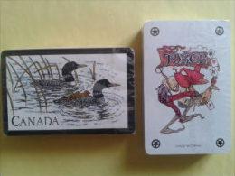 Jeu Neuf De 52 Cartes + 2 Jokers. Canada ( Photo De Canard) - Playing Cards (classic)