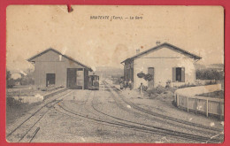81 BRIATEXTE : La Gare - Andere Gemeenten