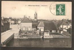 10 Méry-sur-Seine. Panorama - Andere Gemeenten