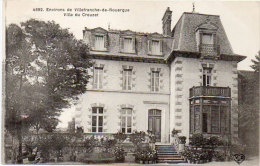 Environs De VILLEFRANCHE DE ROUERGUE - Villa Du Crouzet  (85429) - France