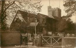 EDMONTON PARISH CHURCH - Edmonton