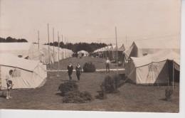 Carte Photo à Identifier, Photo E. Rameau Etampes  (camp Scouts) - Photographie