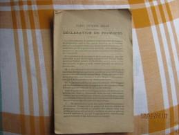 Parti Ouvrier Belge - Boeken, Tijdschriften, Stripverhalen