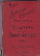 Stanley Gibbons 1923 - 464 Pages - Philatélie Et Histoire Postale