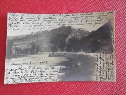 25 Frankreich France Besancon Casamere La Citadelle 1902 Très Jolie Envoié à Riva Del Garda - Unclassified