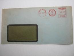 1937 , Wuppertal Elberfeld   , Freistempel  Auf  Brief - Deutschland