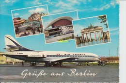 Caravelle  Berlin - 1946-....: Era Moderna