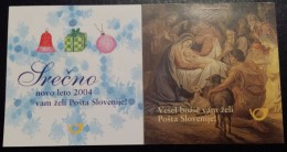 Slovenia, 2003, Mi:  449/50, Booklets, (MNH) - Eslovenia