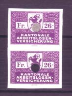 883 - SCHAFFHAUSEN Fiskalmarken - Fiscaux