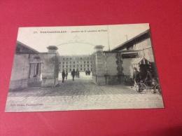 FONTAINEBLEAU.  Quartier Du. 5 émeutes. Escadron Du Train. 16/3/16 - Fontainebleau