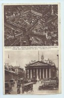 London - The Bank Of England & Royal Exchange - Aerofilms - Hospital Competion - London