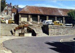14 PONT D´OUILLY ++ Les Halles - La Fontaine - La Poste ++ - Pont D'Ouilly