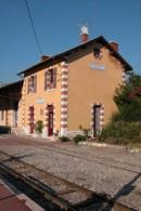 Saint Martin Du Var (06) Septembre 2003 - La Gare Des Chemins De Fer De Provence - France