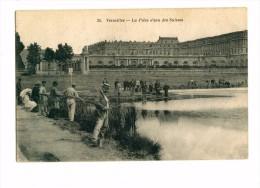 VERSAILLES - YVELINES - (78)  -  CPA BIEN ANIMEE DE 1910. - Versailles (Château)