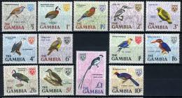 1966 -  GAMBIA  - Catg. Mi. 210/222 - LN - (D11032016.....B) - Gambia (1965-...)