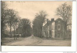 Heusy - Avenue De Spa - Ed: Hay Et Faymonville, Verviers - Circulé: 1924 - Verviers