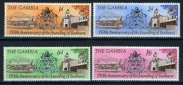 1966 -  GAMBIA  - Catg. Mi. 223/226 - LN - (D11032016.....B) - Gambia (1965-...)