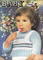 Baby Mode - 1975 - Modèles à Tricoter Pour Petits Enfants - Lifestyle & Mode