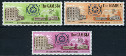 1967 -  GAMBIA  - Catg. Mi. 227/229 - LN - (D11032016.....B) - Gambia (1965-...)