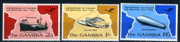 1969 -  GAMBIA  - Catg. Mi. 236/238 - LN - (D11032016.....B) - Gambia (1965-...)
