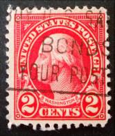GEORGE WASHINGTON 1922 - OBLITERE - YT 229 - Used Stamps