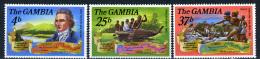 1971 -  GAMBIA  - Catg. Mi. 261/263 - LN - (D11032016.....B) - Gambia (1965-...)