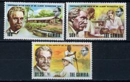 1975 -  GAMBIA  - Catg. Mi. 303/305 - LN - (D11032016.....B) - Gambia (1965-...)