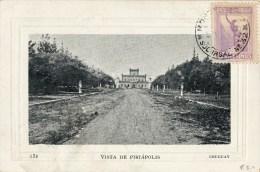 Piriapolis, Vista, Sello Postale Muy Bonito - Uruguay