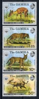 1976 -  GAMBIA  - Catg. Mi. 332/335 - LN - (D11032016.....B) - Gambia (1965-...)