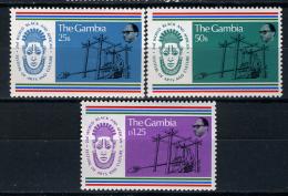 1977 -  GAMBIA  - Catg. Mi. 336/338 - LN - (D11032016.....B) - Gambia (1965-...)
