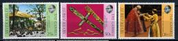 1977 -  GAMBIA  - Catg. Mi. 339/341 - LN - (D11032016.....B) - Gambia (1965-...)