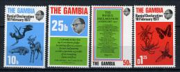 1977 -  GAMBIA  - Catg. Mi. 358-361 - LN - (D11032016.....B) - Gambia (1965-...)