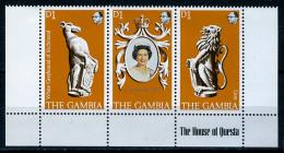 1978 -  GAMBIA  - Catg. Mi. 371/373 - LN - (D11032016.....B) - Gambia (1965-...)