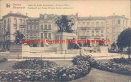 Standbeeld Baron Lambermont - Antwerpen