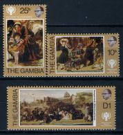 1979 -  GAMBIA  - Catg. Mi. 387/389 - LN - (D11032016.....B) - Gambia (1965-...)