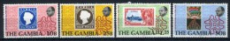 1979 -  GAMBIA  - Catg. Mi. 390/393 - LN - (D11032016.....B) - Gambia (1965-...)