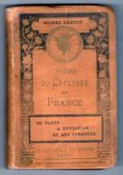 Guides Bertot Dy Cycliste En France ( De Paris à Toulouse Et Aux Pyrénées ), Vers 1900 ( Cartes, Plans, Distances ) - Sport