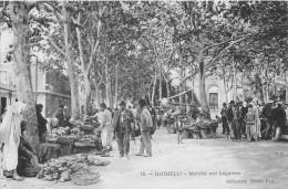 ALGERIE - DJIDJELLI - Marché Aux Légumes - Altre Città