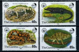 1981 -  GAMBIA  - Catg. Mi. 430/433 - LN - (D11032016.....B) - Gambia (1965-...)
