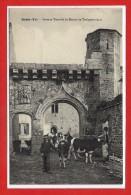 29 - SAINT YVI --  Porte Et Tourelle Du Manoir De Toulgoat - France